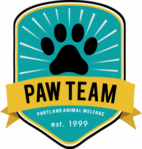 PAWS ne portland logo